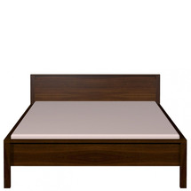 Ліжко FORTE - INDIGO - INDL16