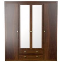 Шафа 4-х дверна FORTE - INDIGO - INDS96S