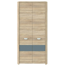 Шафа 2-х дверна FORTE - YOOP - YPS82