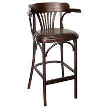 Крісло барне АПОЛЛО - КМФ 305-01-2 (Ирландский Арм Хокер)  ( Тон ) H650