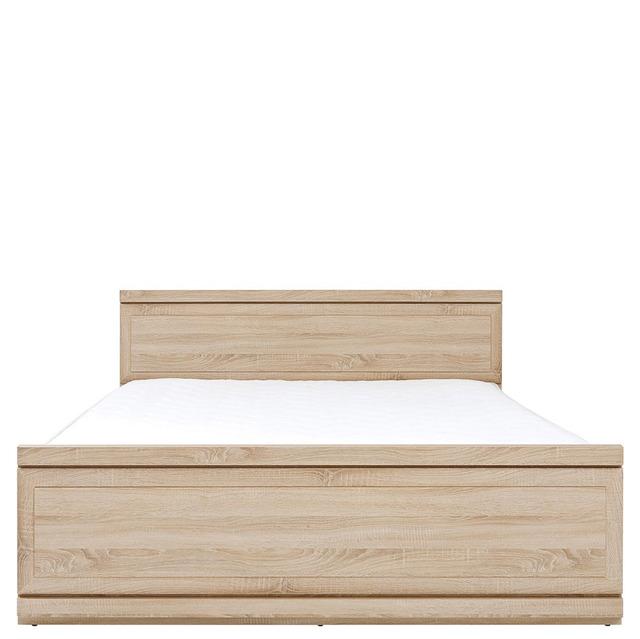 Ліжко BRW - Oregon - LOZ/160