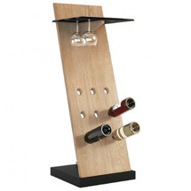 Подставка для вина MEBIN - Corino - Stojak na wino i kieliszki