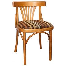 Стул ВЕНЕЦІЯ - КМФ 125-01-2 (Ирландский стул) ( Тон )