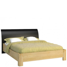 Ліжко MEBIN - Rossano - Lozko - zaglowek giety 160
