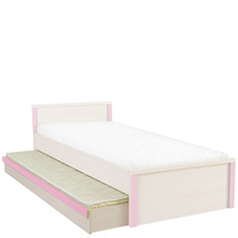 Кровать с матрасом BRW - Caps - LOZ/85D