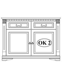Комод Taranko - Orfeusz - Komoda OK-2