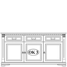 Комод Taranko - Orfeusz - Komoda OK-3