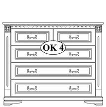 Комод Taranko - Orfeusz - Komoda OK-4