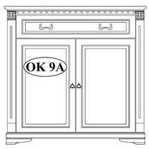 Комод Taranko - Orfeusz - Komoda OK-9A
