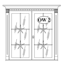 Вітрина Taranko - Orfeusz - OW-2