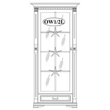 Вітрина ліва Taranko - Orfeusz - OW1/2L (lewa)