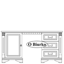 Стіл письмовий Taranko - Orfeusz - Biurko