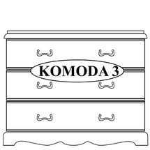 Комод Taranko - Ol-Tar - Komoda III