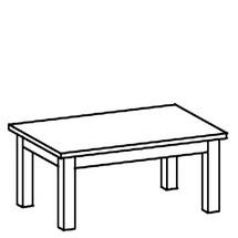 Столик журнальний Taranko - Luna - LU-S3 stolik