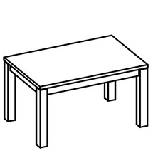 Столик журнальний Taranko - Iva - I-S3 stolik