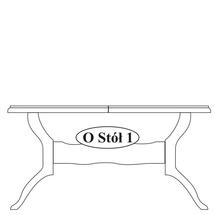 Стіл розкладний Taranko - O Stol 1