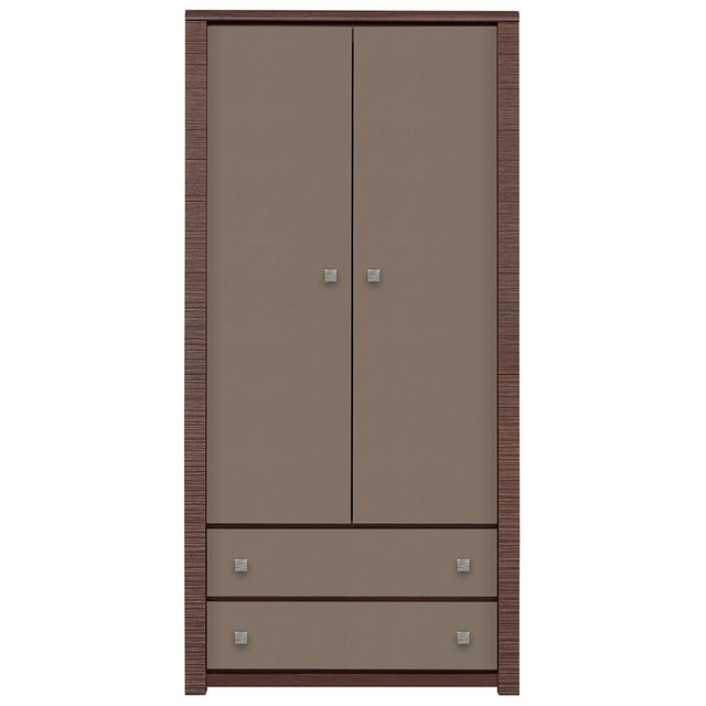 Шафа 2-х дверна BRW - Senegal - C/SZF2D2S
