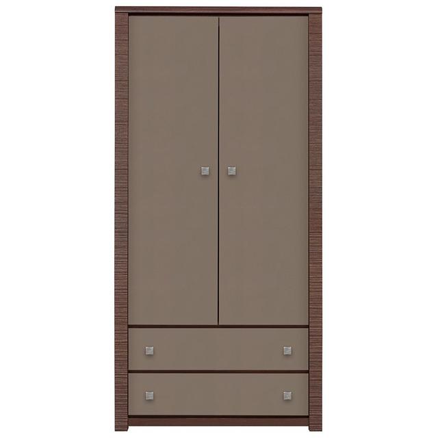 Шафа 2-х дверна BRW - Senegal - A/SZF2D2S (BLUM)