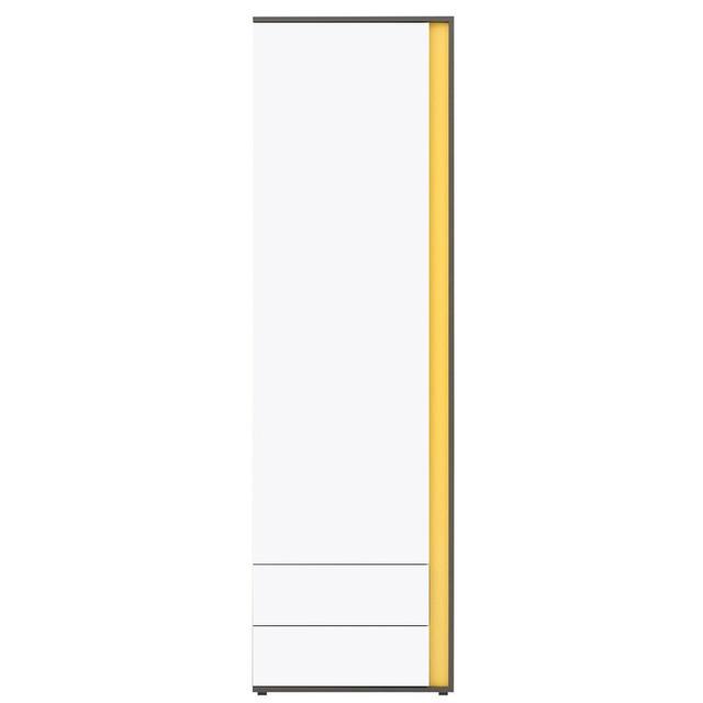 Пенал лівий BRW - Graphic - REG1D2SL
