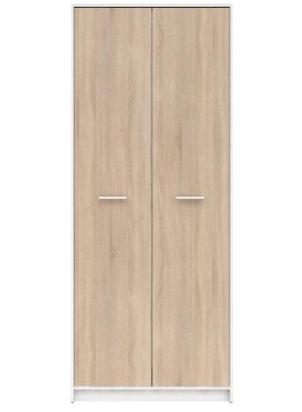 Шафа 2-х дверна BRW - Nepo - SZF2D