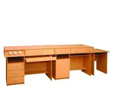 Комплект столів ГЕЛІКА - демонстраційних для кабінету фізики (3 елементи). 0198