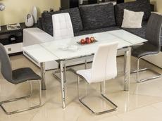 Стіл розкладний скляний - SIGNAL - GD-020