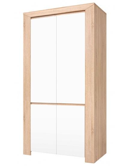 Шафа 2-х дверна BRW - Danton - SZF2D