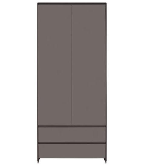 Шафа 2-х дверна BRW - Fini - SZF2D2S/20/9