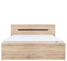 Ліжко BRW - Elpasso - LOZ/160