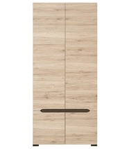 Шафа 2-х дверна BRW - Elpasso - SZF4D