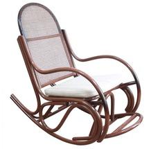 """Кресло качалка """"Бриз №1"""" с подушкой"""
