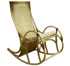 """Кресло качалка """"Каприз"""" с подушкой"""
