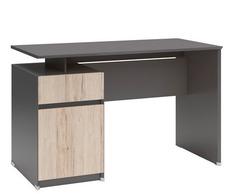 Комп'ютерний стіл BRW - B04-BIU1D1S/120 (szary wolfram)