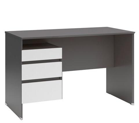 Компьютерный стол BRW - B04-BIU3S/120 (szary wolfram)