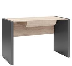 Комп'ютерний стіл BRW - B05-BIU1S/120 (szary wolfram/dab san remo jasny)