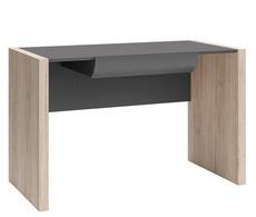 Комп'ютерний стіл BRW - B05-BIU1S/120 (dab san remo jasny/bialy)