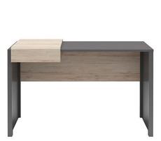 Компьютерный стол BRW - B07-BIU1S/120 (szary wolfram/dab san remo jasny)