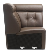 Кожаный элемент Helvetia Furniture - Butterfly - SEGM. E