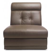 Кожаный элемент Helvetia Furniture - Butterfly - SEGM. EL REC / BK