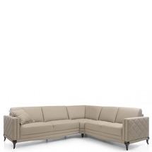 Шкіряний куток Helvetia Furniture - Laviano - 2,5-TE-2