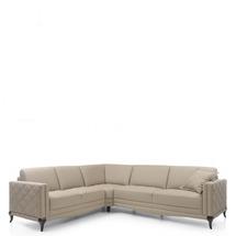 Кожаный уголок Helvetia Furniture - Laviano - 2,5 TE-2,5