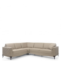 Шкіряний куток Helvetia Furniture - Laviano - 2,5-TE-2,5