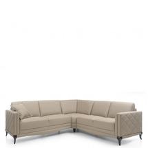 Шкіряний куток Helvetia Furniture - Laviano - 2-TE-2