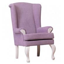 Мягкое детское кресло Unimebel - Fotel Noble dzieciecy