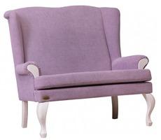 М'який нерозкладний диван Unimebel - Mini Noble sofa