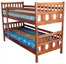 Двоярусне дитяче ліжко Дрімка - Чіп і Дейл 80х190