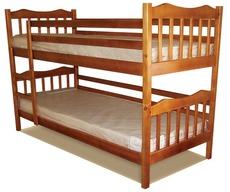 Двухярусная детская кровать Дримка - Маугли 80х190