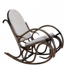 """Крісло качалка """"Олимп"""" з подушкою"""