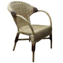 Плетене крісло з ротангу Версаль