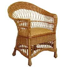 Плетене крісло з лози Тетяна